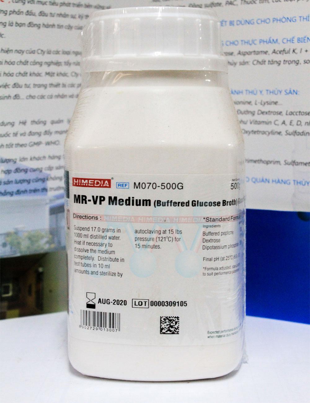 Buffered Glucose Broth (Glucose Phosphate Broth)