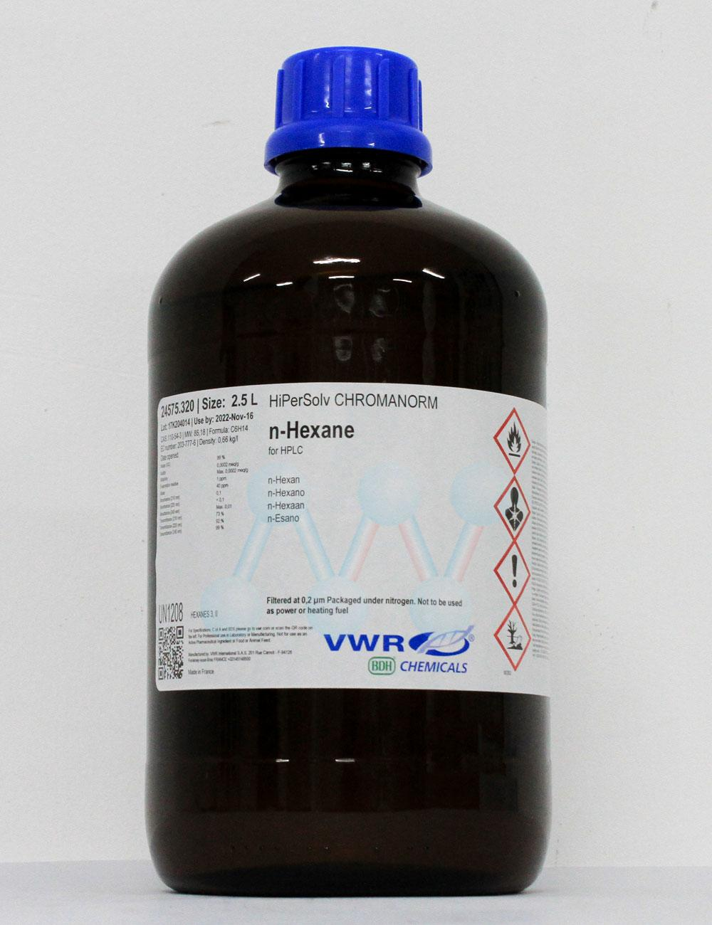 N-Hexane C6H14