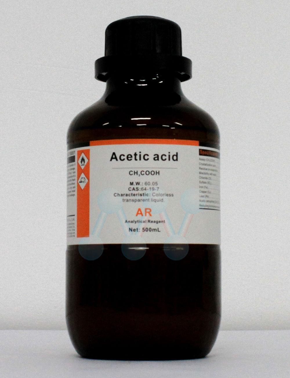 Acid Acetic CH3COOH