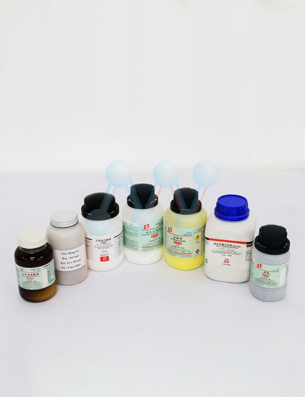 Manganese Chloride MnCl2.4H2O