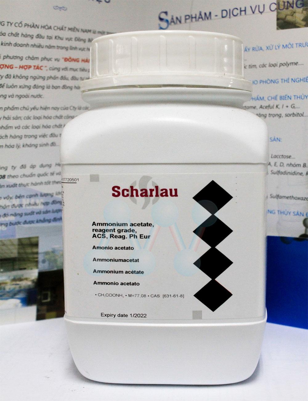 Ammonium Acetate CH3COONH4