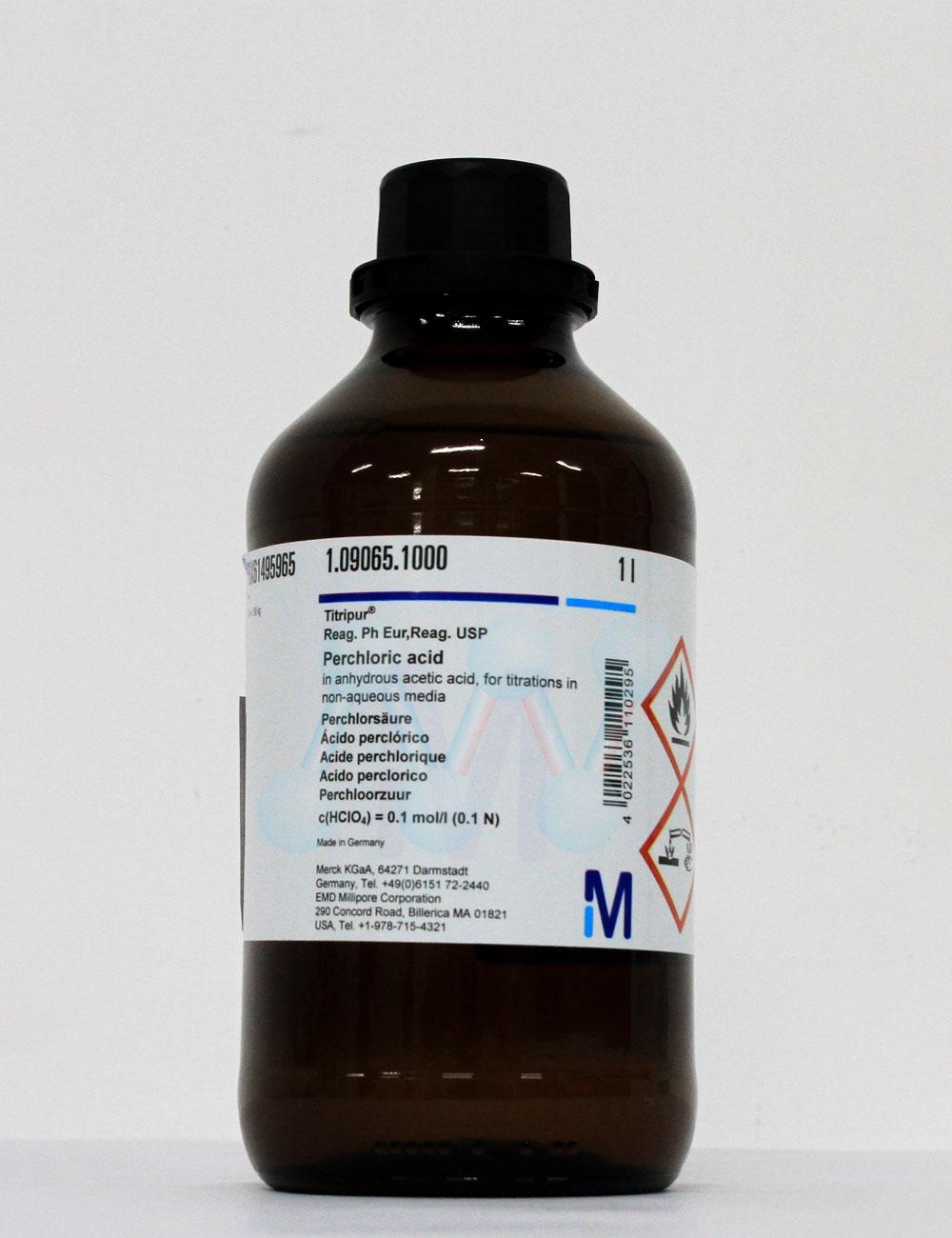 Acid Perchloric 0.1N