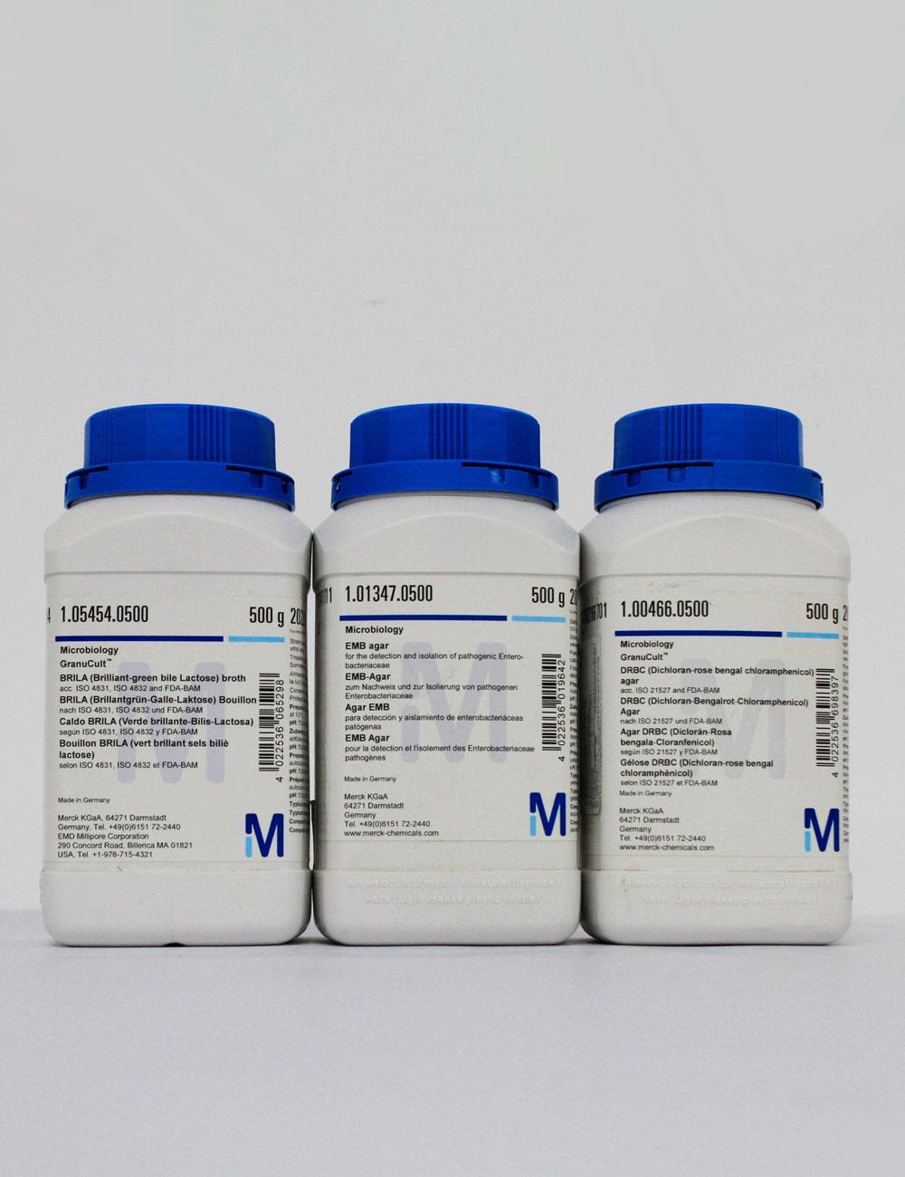 Thạch Slanetz and Bartley (Membrane-filter Enterococcus Selective) Agar