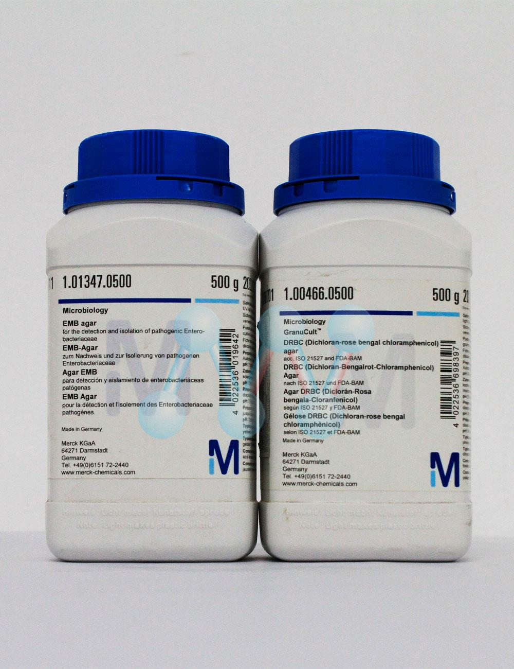 YGC (Yeast extract glucose chloramphenicol) agar
