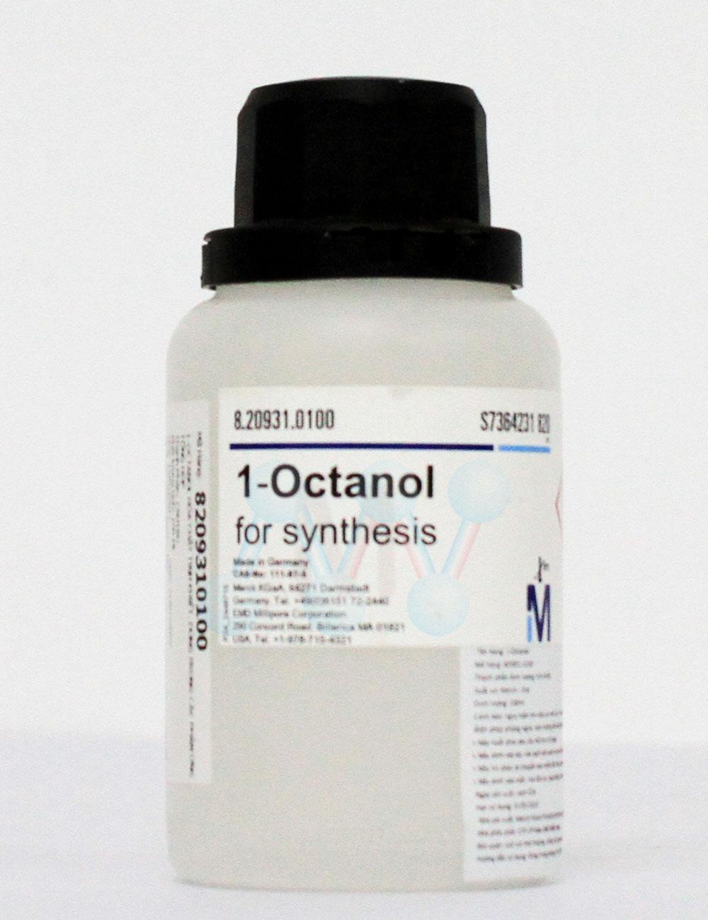 1-Octanol C8H18O