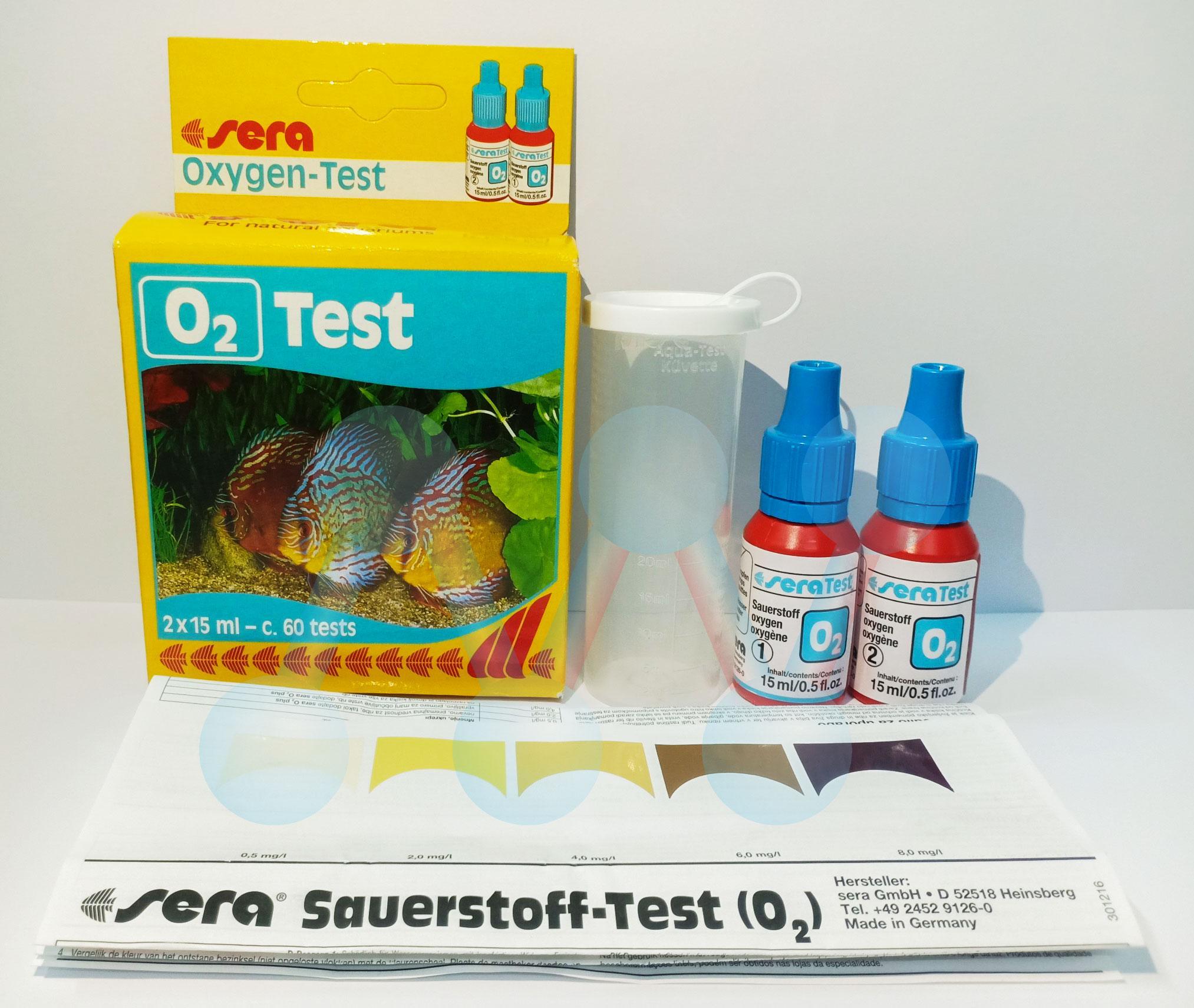TEST Oxy SERA