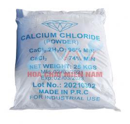 hoa chat Calcium Chloride - Hàng nhập tháng 03/2021