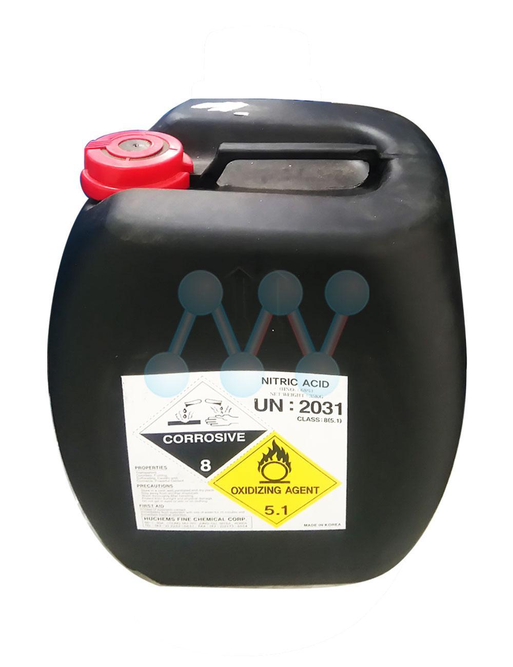 Axit nitric - HNO3