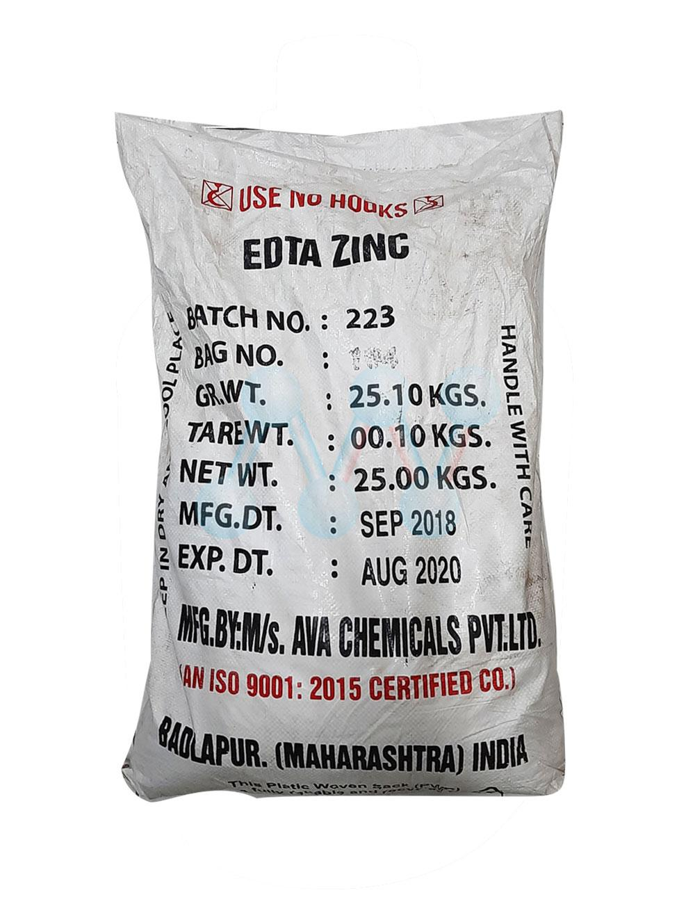 Edta - Zn