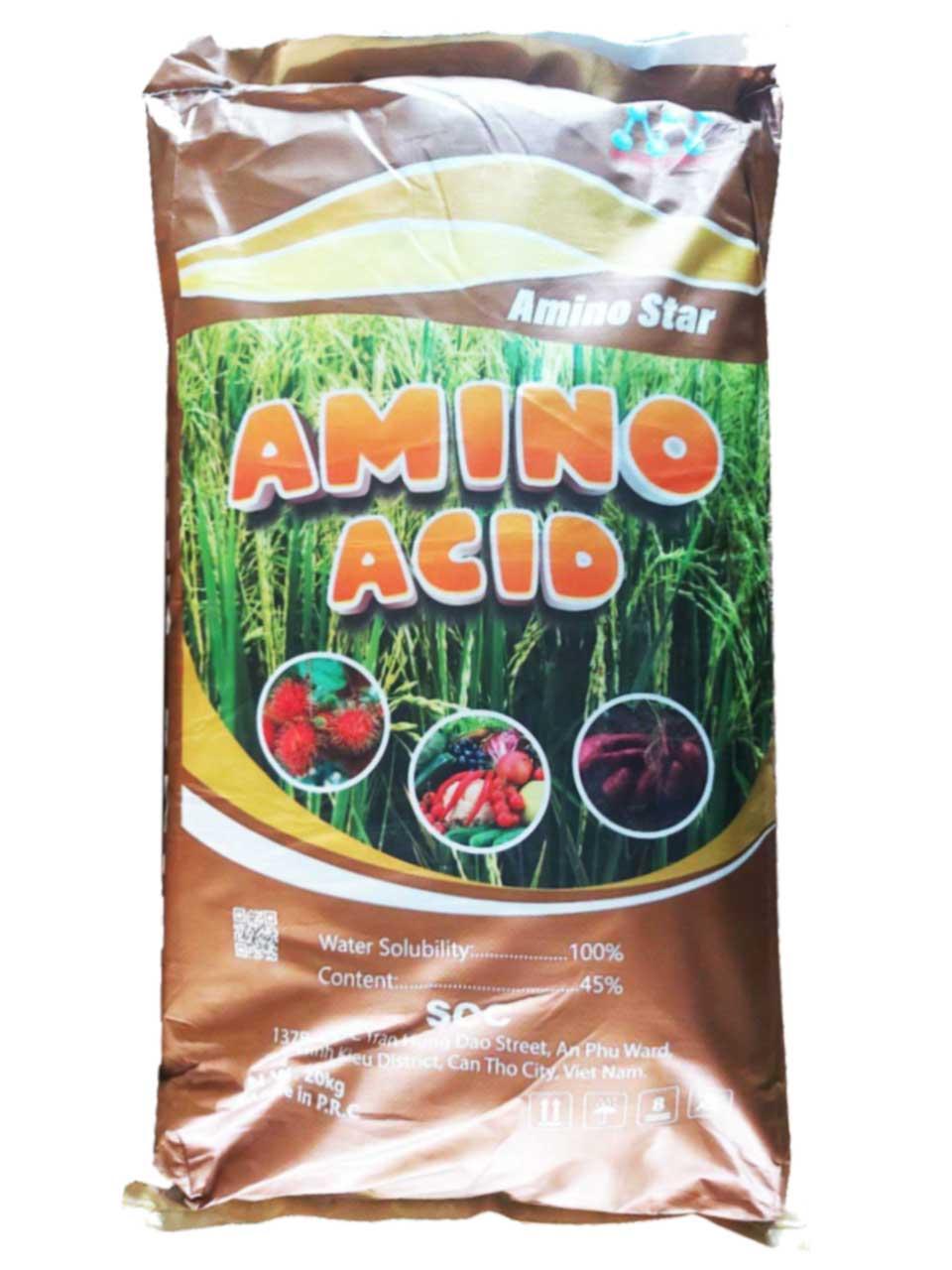 Amino Acid 45%