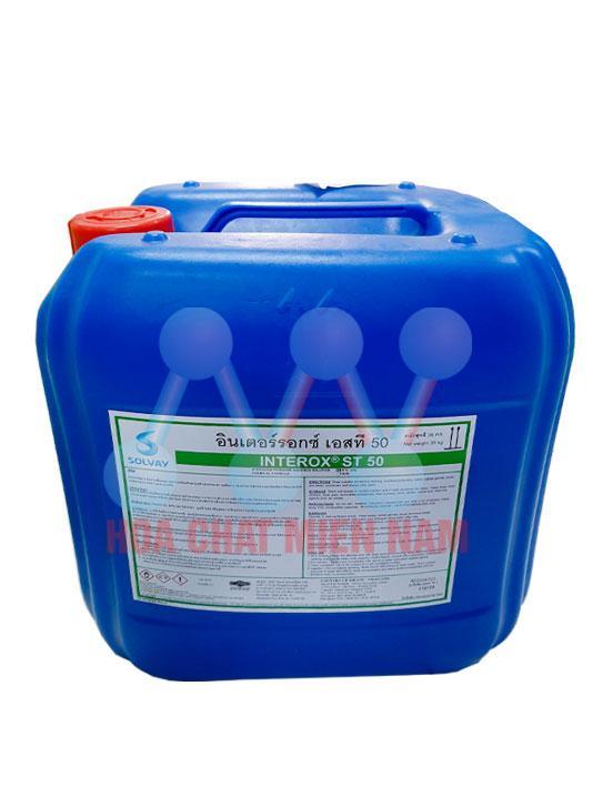 Oxy già (H2O2)