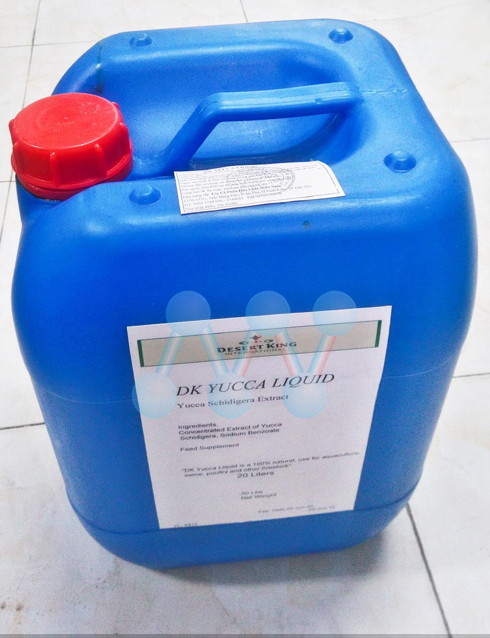 Yucca Liquid
