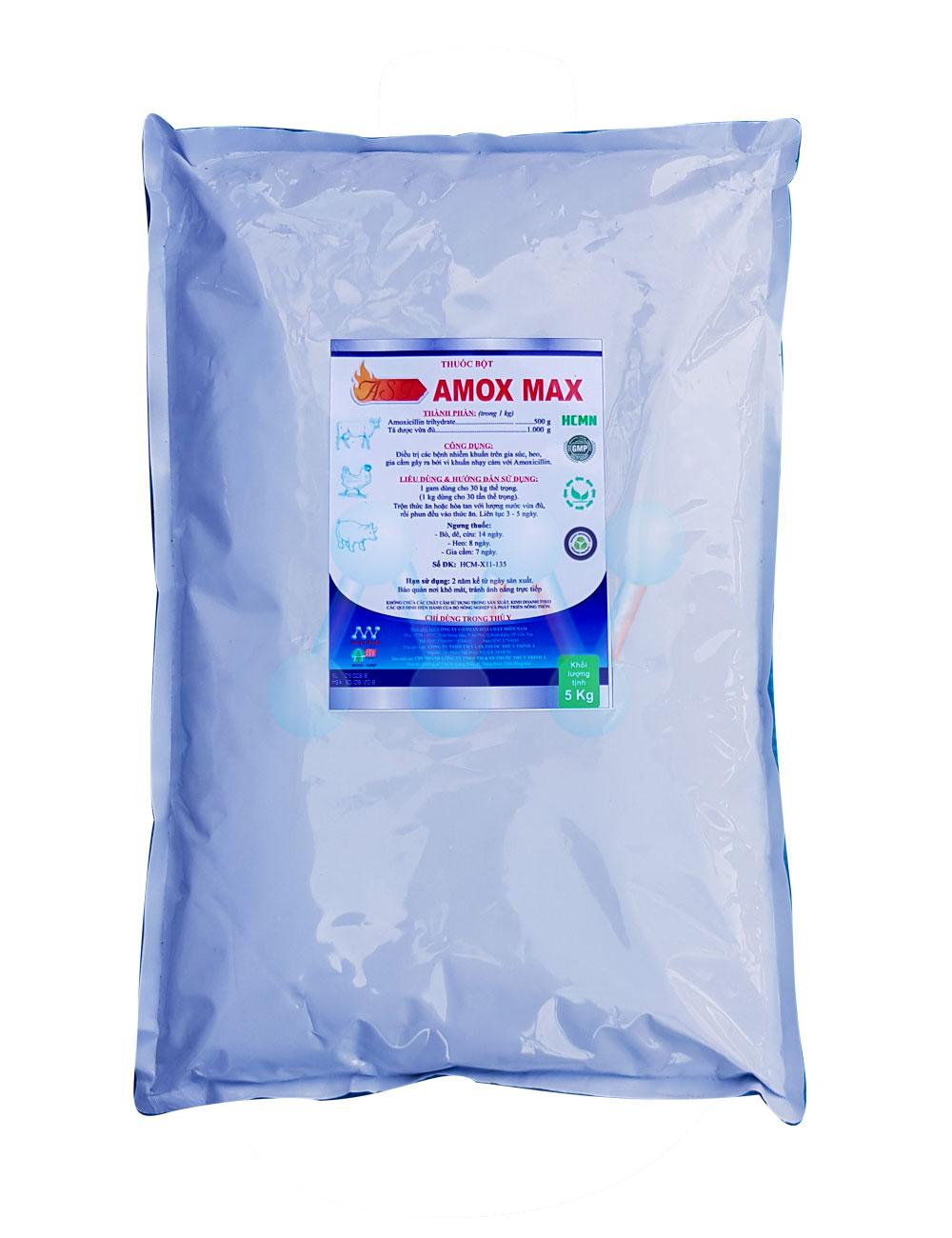 Asi - Amox max