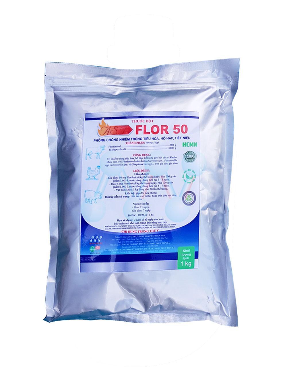 Asi - Flor 50