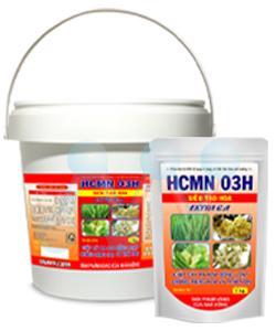 Hóa chất HCMN 03H - Siêu tạo hoa