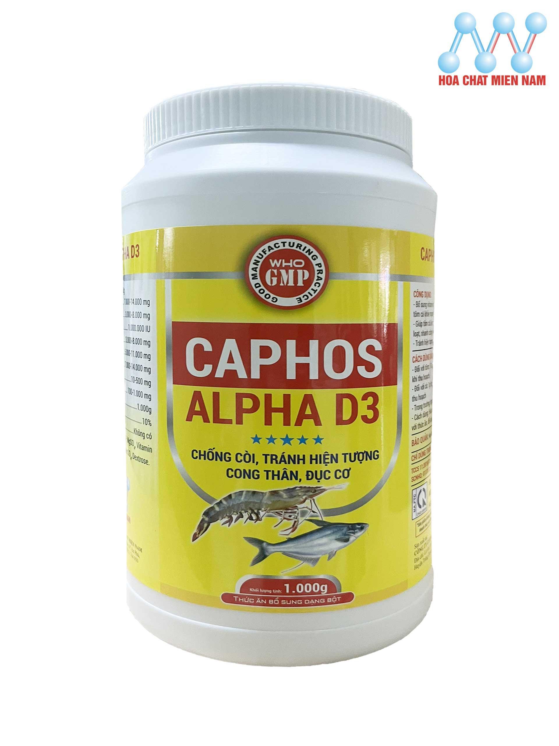 Hóa chất CAPHOS ALPHA D3