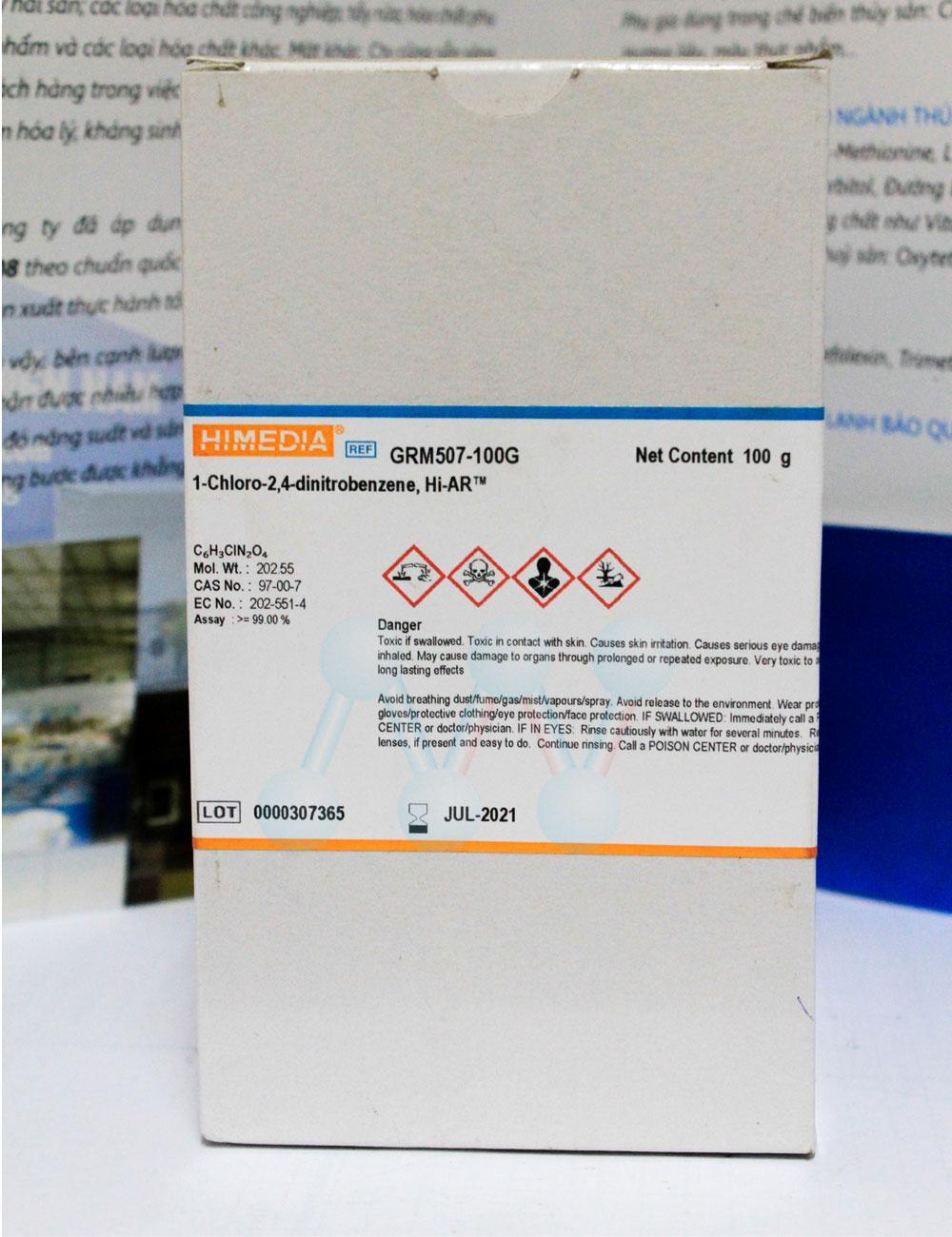 1-Chloro-2,4-dinitrobenzene, Hi-AR C6H3CIN2O4