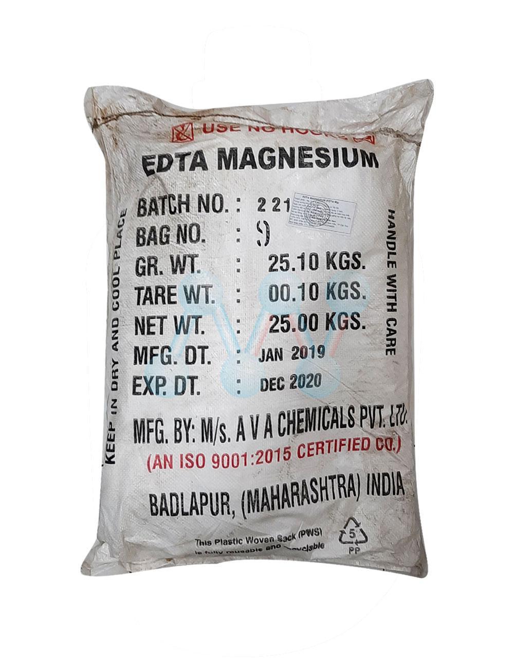 Edta - Mg