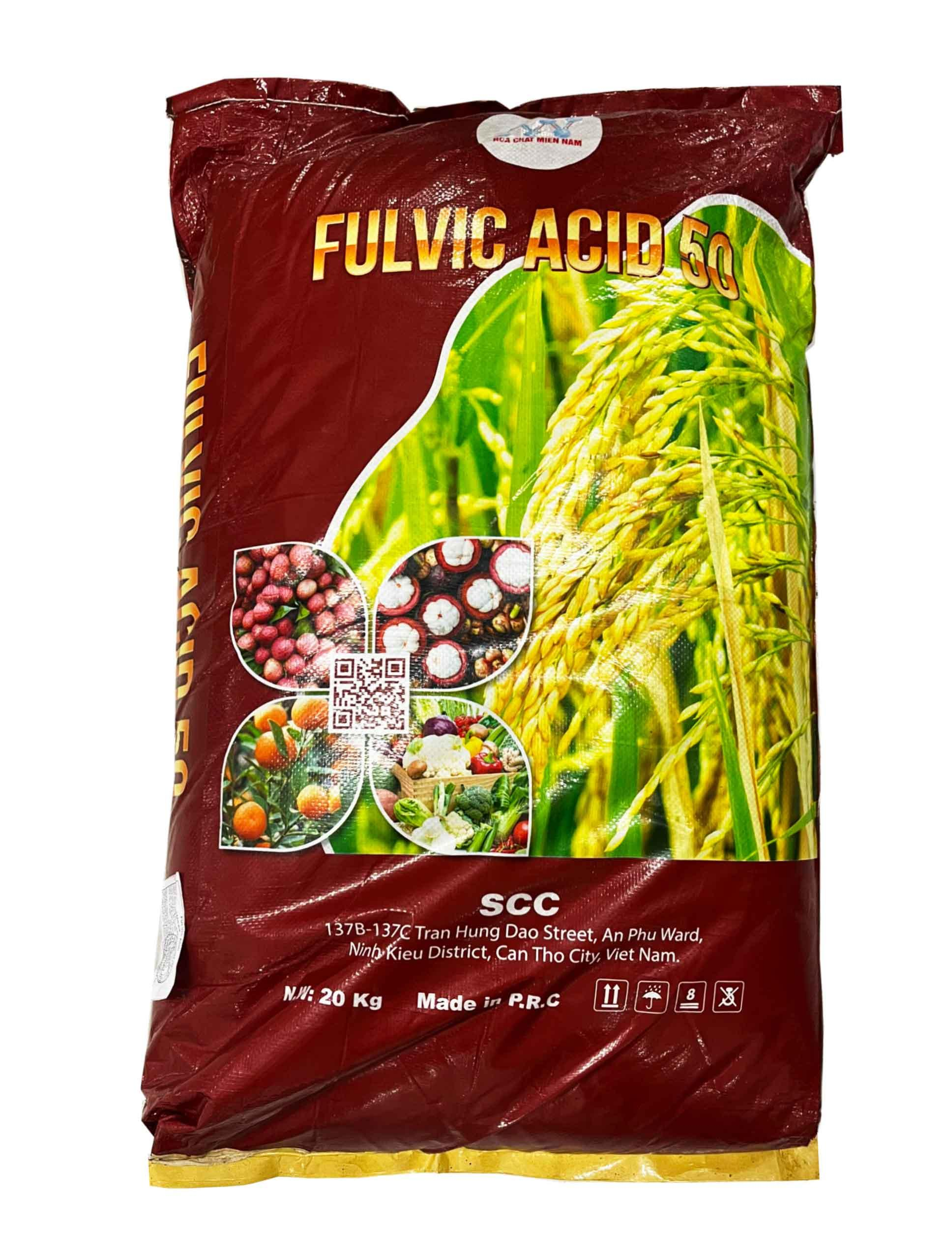 Acid Fulvic 50%